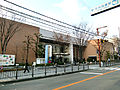 Ibaraki City Central Library.JPG