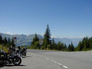 Ibergeregg Pass - Ibergeregg Pass