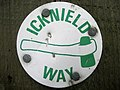 Icknield Way Logo - geograph.org.uk - 576917.jpg