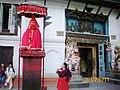 Idol of lord Hahuman - panoramio.jpg