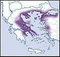 Idyla-bicristata-map-eur-nm-moll.jpg