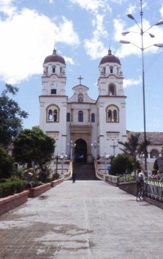 Guasca - Image: Iglesia San Jacinto En Guasca