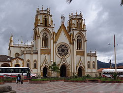 Church of Boyacá