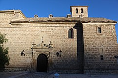 Iglesia de la Santa Cruz, Pegalajar