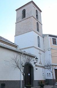 Iglesia de Nuestra Señora de la Anunciación, Darro 01.jpg