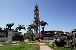 Igreja Nossa Senhora de Santana. Montes Altos, Maranhão..JPG