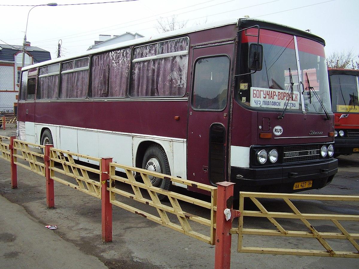 Масштабная модель автобуса Ikarus-250.58 Classic bus в масштабе 1 .