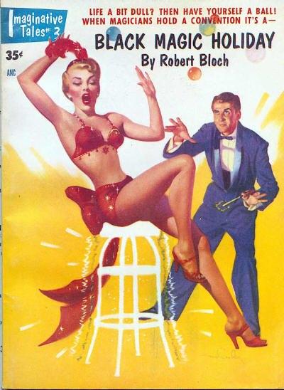 Imaginative tales 195501