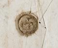 Impressione su carta del sigillo (con l'Impresa) di A. Tomassoni.png