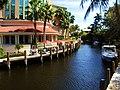 In venice of america, Las Olas Blvd. Fort Lauderdale Florida, La venise d'amérique - panoramio.jpg
