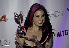 Joanna Angel, 2015
