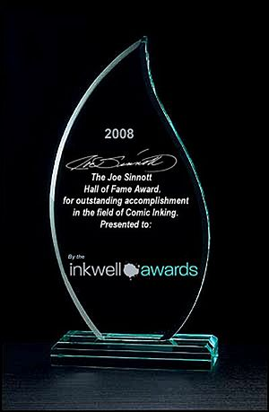 Inkwell Awards - Image: Inkwell Award