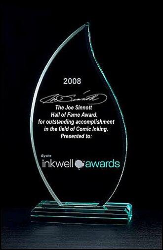Inkwell Awards - Image: Inkwell Award