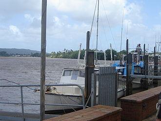Johnstone River - Image: Innisfail River