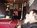 Inside of a Hosseineh on karte 4 hill - panoramio.jpg
