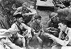 Fertig needed experienced American soldiers to train the Filipino guerrillas.