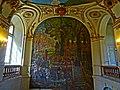 Intérieur du Capitole de Toulouse, vers la Salle des Illustres 05.JPG