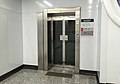 Interchange passage lift of Caobao Road Station (20170910125727).jpg