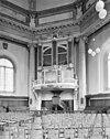 interieur, overzicht naar preekstoel en orgel - middelburg - 20279474 - rce