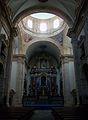 Interior de l'església de sant Miquel dels Reis de València.JPG