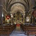 Interior de la Iglesia de San Martín (Sevilla).jpg