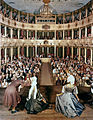 Interior view showing audience applauding for the Asolo Theater cast members on stage.jpg