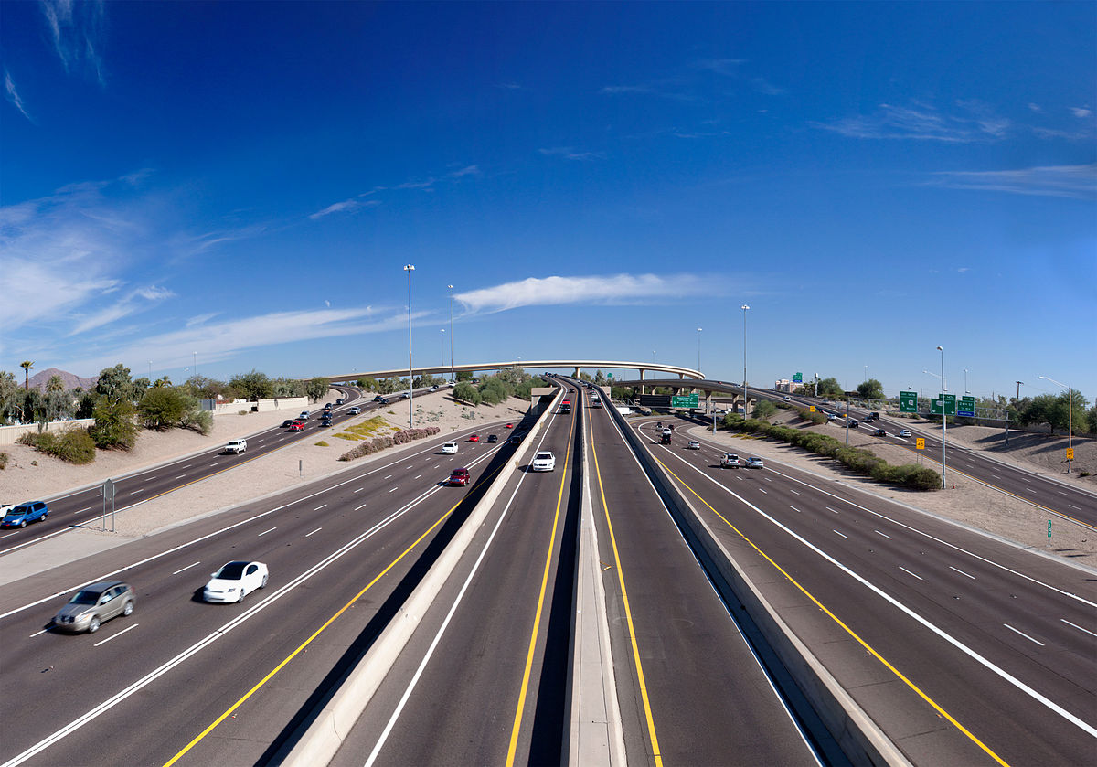Phoenix freeway shootings - Wikipedia