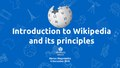 Introduction to Wikipedia and its principles.pdf