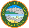 Official seal of County of Inyo