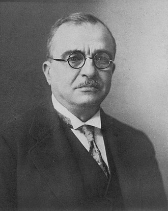 Greco-Italian War - Ioannis Metaxas Prime Minister of Greece