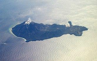 Ōsumi Islands - Iōjima