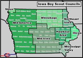 Scouting in Iowa