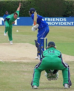 Ireland compete against Essex at Castle Avenue, Dublin, 13 May 2007, Friends Provident Trophy - 100 1795 (2).jpg
