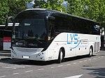 Irisbus Magelys Pro (vue avant) - LysExpress (Annecy * été 2018).jpg