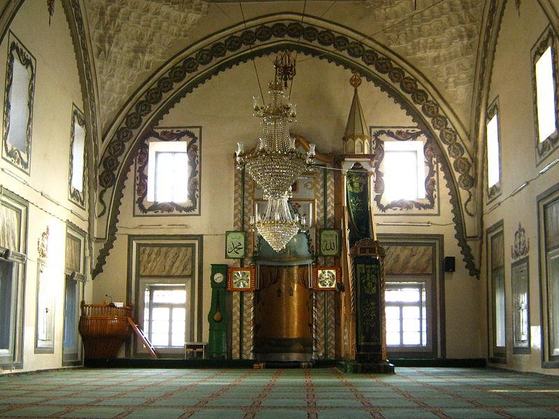 Dosya:Isa bey mosque skopje 12.jpg