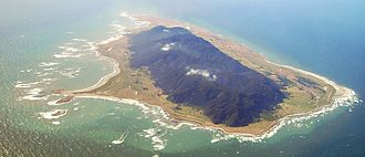 Mapuche history - Mocha Island off the coast of Arauco Peninsula, Chile.