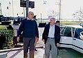 IsraelKesarTrnspMinister1996.jpg