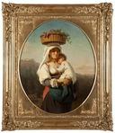 Italiensk moder med barn (Amalia Lindegren) - Nationalmuseum - 97313.tif