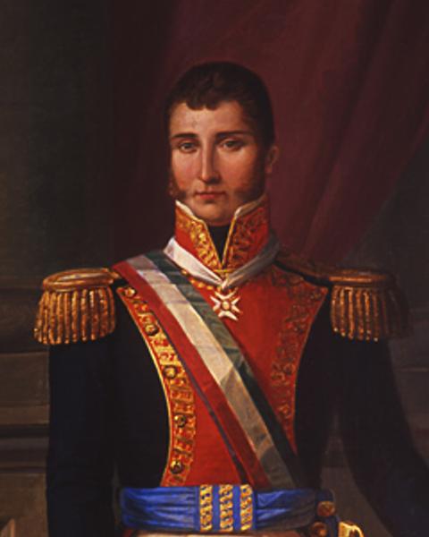 Iturbide, Miranda, 1860