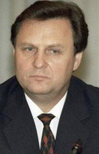 Chairman of the State Duma - Image: Ivan Rybkin 1