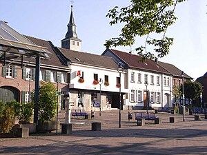 Jüchen - Town square