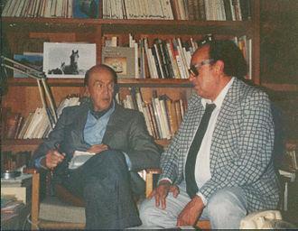 Luis Barragán - Luis Barragán and José Luis Hernández Mendoza