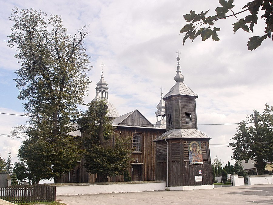 Mnichów, Świętokrzyskie Voivodeship