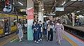 JR Nishi-Funabashi Station Platform 1・2.jpg