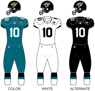 Jacksonville Jaguars National Football League franchise in Jacksonville, Florida