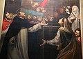 Jacopo vignali (attr.), madonna col santi, angeli e fedeli, 03.JPG