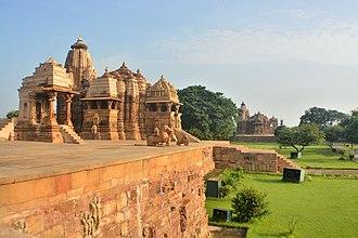 Jagdamba - Devi Jagdambi and Surya Temple of Khajuraho