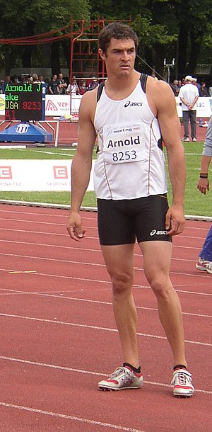 Jake Arnold - Jake Arnold at the 2010 TNT - Fortuna Meeting in Kladno