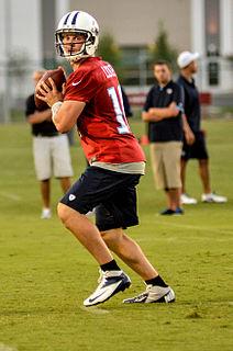 Jake Locker American football quarterback