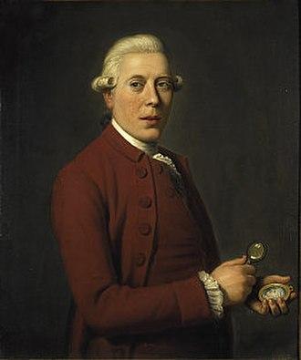 James Tassie - James Tassie c1781 by David Allan